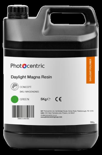 5kg bottle Daylight MAGNA Concept Green 2020